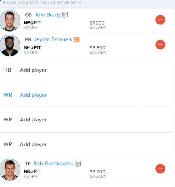 MME and GPP Playbook for NFL DFS in Week 15 on FanDuel and