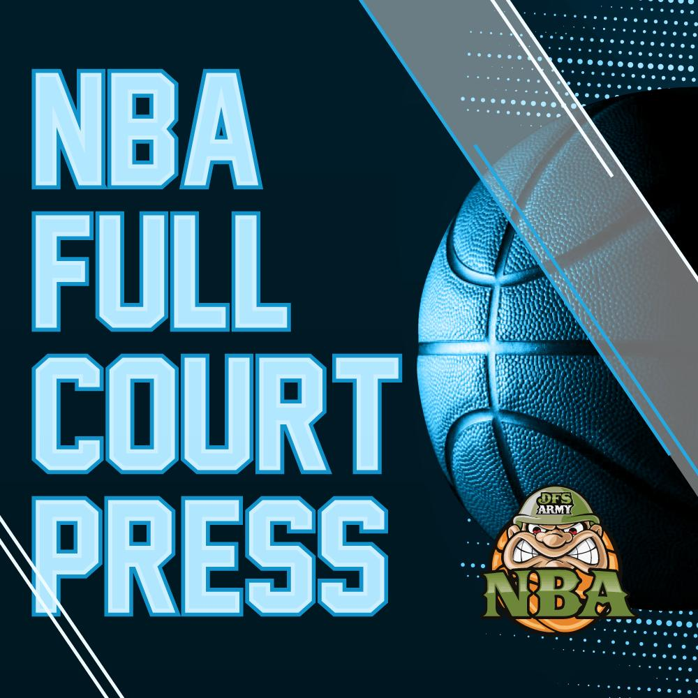 8297e249205 NBA Full Court Press Advice for Fanduel and Draftkings – Apr. 2nd