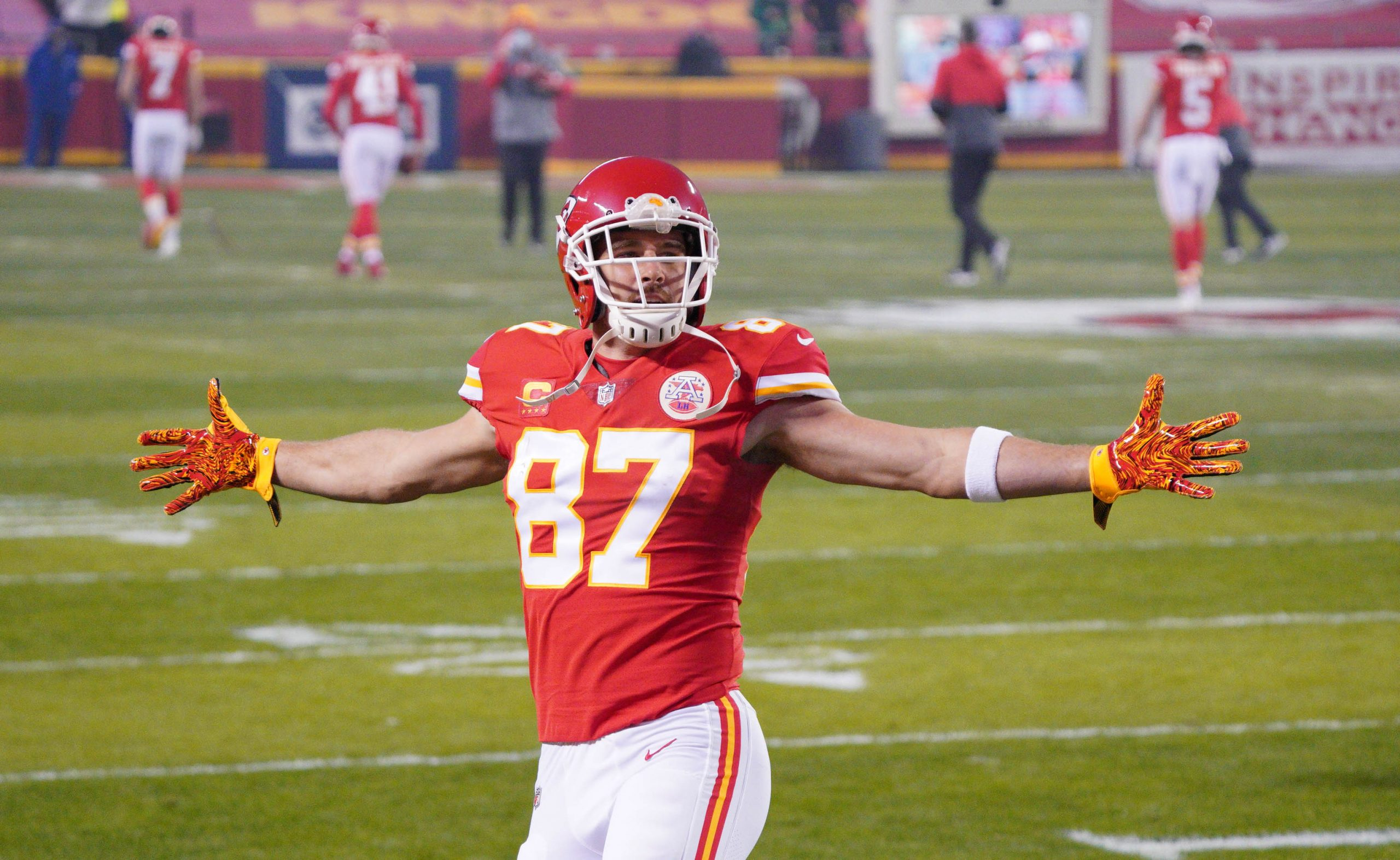 NFL Stock Report AFC West